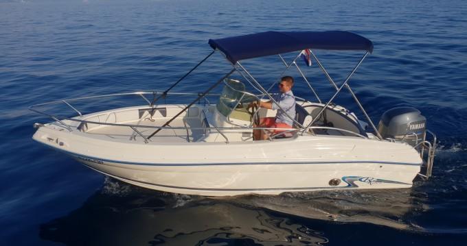 Noleggio barche Rancraft 18.20 a Opatija su Samboat