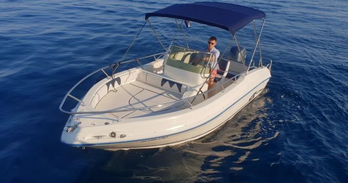 Noleggio barche Opatija economico 18.20