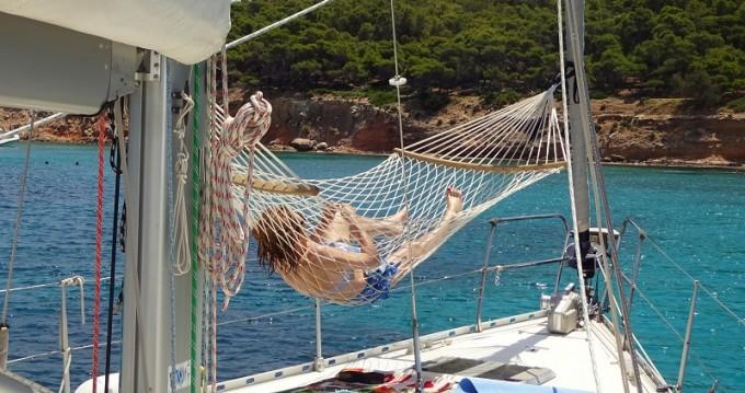 Noleggio Barca a vela con o senza skipper Dromor Marína