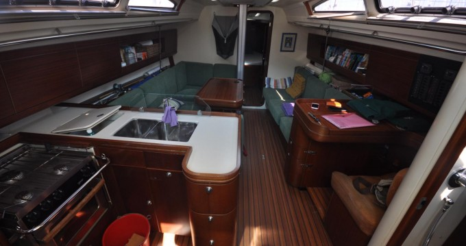 Noleggio barche Dehler Dehler 44 a Punta Ala su Samboat