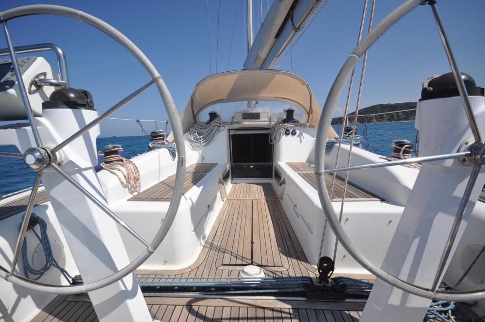 Noleggio barche Dehler Dehler 44 Punta Ala su Samboat