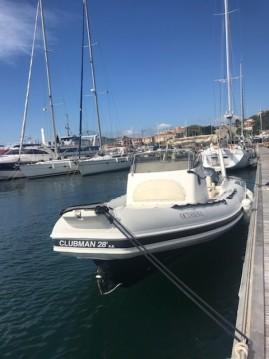 Noleggio barche Porto-Vecchio economico Clubman 28