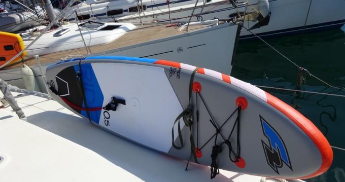 noleggio Barca a vela a Marína - Dromor Triton 48
