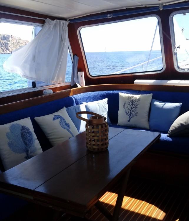 Noleggio Yacht Menorquin Yachts con una patente