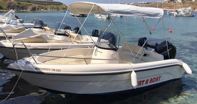 Noleggio yacht a Mykonos (Isola) – Poseidon Blu Water su SamBoat