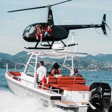 Noleggio Barca a motore con o senza skipper Axopar a Siracusa