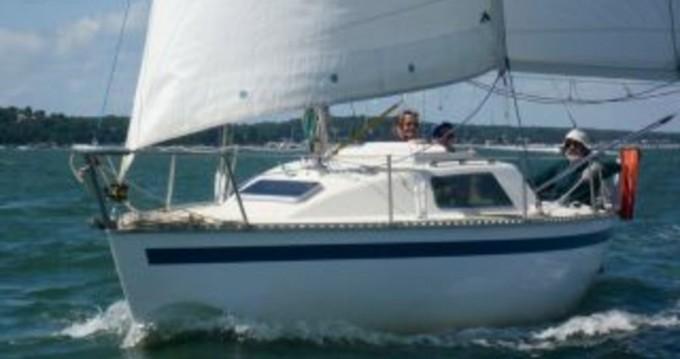 Noleggio Barca a vela Jouet con patente nautica