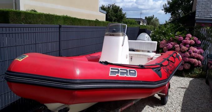 Noleggio yacht a La Richardais – Zodiac Pro ll 470 su SamBoat