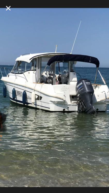 noleggio Barca a motore Noirmoutier-en-l'Île - Bénéteau Antares 7.5