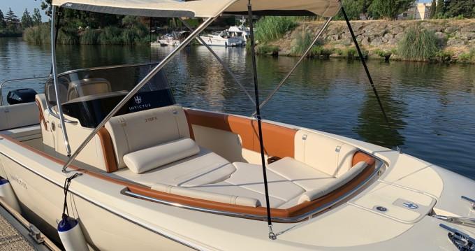 Noleggio barche Invictus  FX 270 Mandelieu-la-Napoule su Samboat
