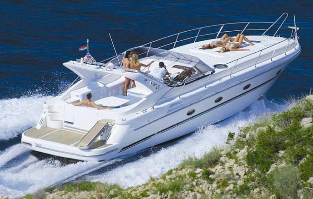 noleggio Yacht Milazzo - Innovazione e Progetti Mira 43