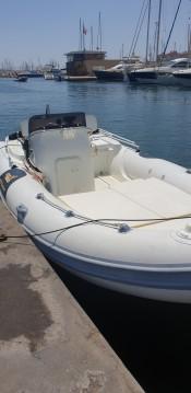 Motonautica-Vesuviana MV 570 Comfort tra privati e professionisti a Hyères