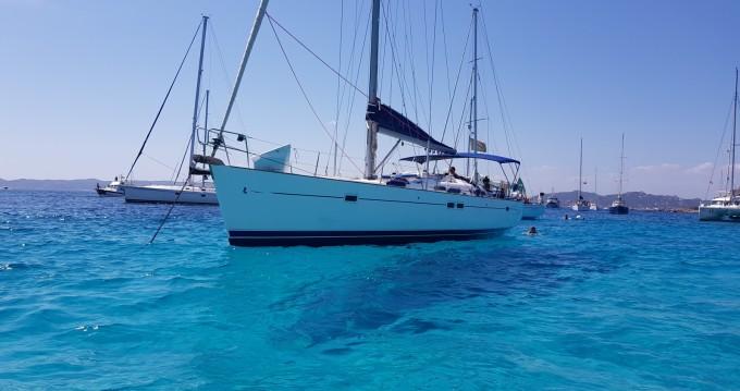 Noleggio Barca a vela con o senza skipper Bénéteau a La Maddalena