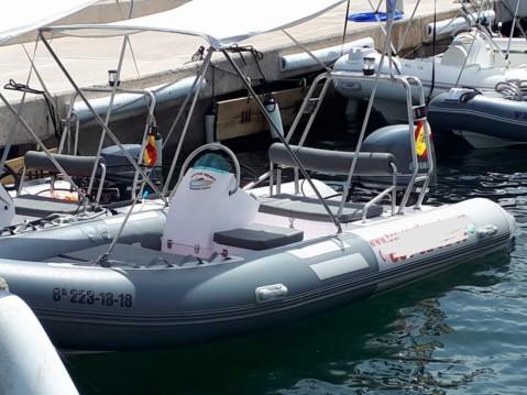 Gommone a noleggio Formentera al miglior prezzo