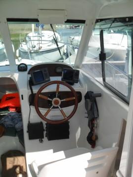Noleggio barche Grandcamp-Maisy economico Merry Fisher 625 HB