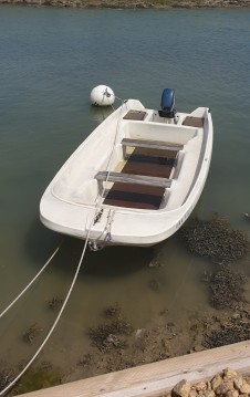 Noleggio yacht a Ars-en-Ré – Neuveux Nautisme Fun Yak 450 su SamBoat