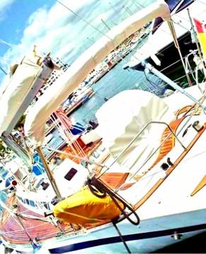 Noleggio barche Mauritius 44 a Puerto Marina Benalmadena su Samboat