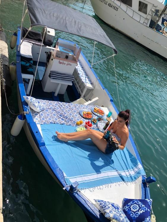 noleggio Barca a motore Monopoli - Cantiere Navale Monopoli Open 700