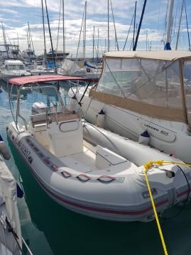 Noleggio barche Saint-Laurent-du-Var economico Six One