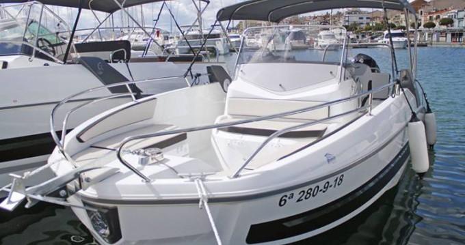 Noleggio barche Bénéteau Flyer 7.7 SPACEdeck a Sant Carles de la Ràpita su Samboat