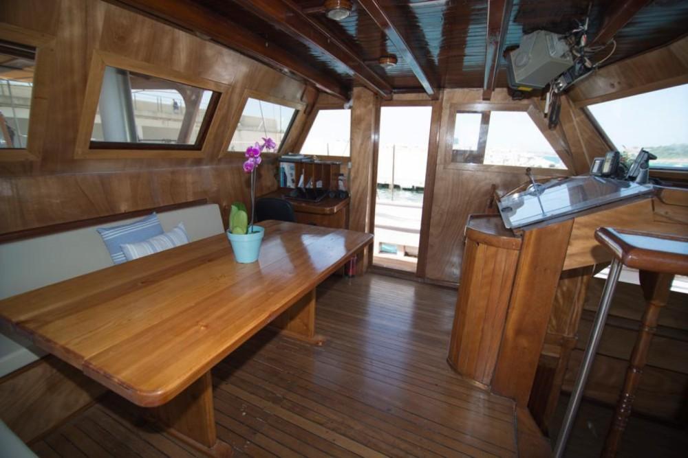noleggio Barca a vela Eivissa - Gulet Turkish