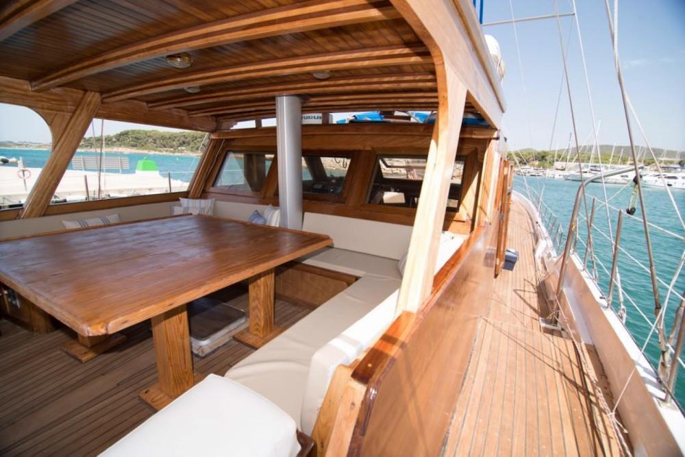 Barca a vela a noleggio Eivissa al miglior prezzo