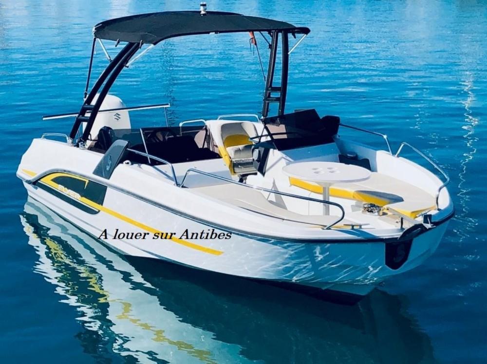Noleggio barche Bénéteau Flyer 6 SPORTdeck Open 175 ch Tour de Wake Antibes su Samboat