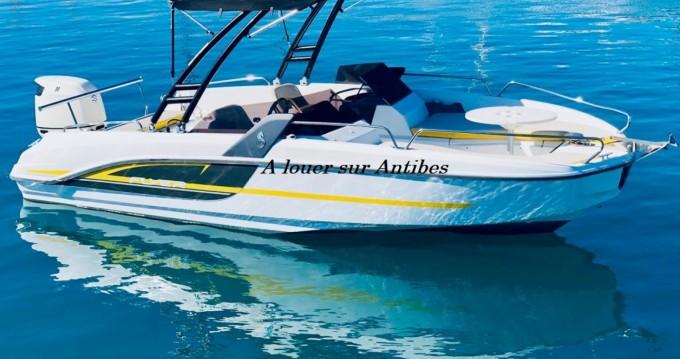 Noleggio yacht a Antibes – Bénéteau Flyer 6 SPORTdeck Open 175 ch Tour de Wake su SamBoat