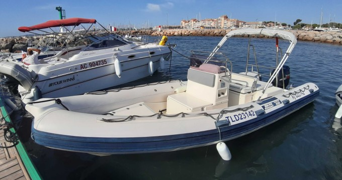Noleggio Gommone con o senza skipper Joker Boat a Hyères