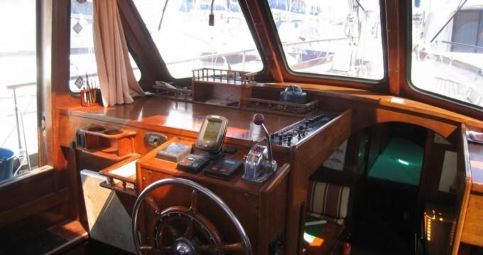Noleggio Barca a vela a Arzal – Nauticat 33