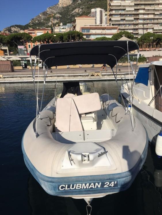 Noleggio barche  economico Clubman 24