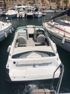 Barca a motore a noleggio a Altea al miglior prezzo
