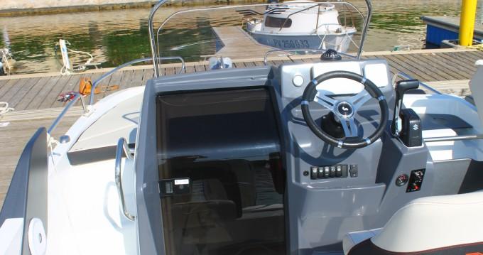 Noleggio Barca a motore con o senza skipper Bénéteau a Saint-Cyprien