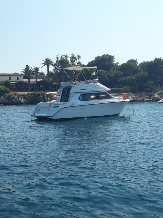 Noleggio Barca a motore con o senza skipper Carver Cannes