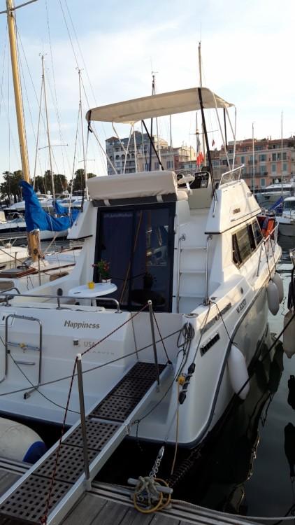 Barca a motore a noleggio Cannes al miglior prezzo
