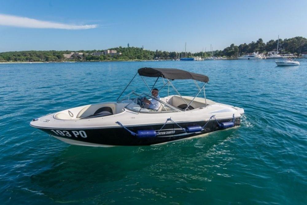 noleggio Barca a motore Parenzo - Starcraft Vectra 195