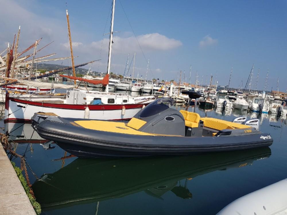 noleggio Gommone Bandol - Altamarea WAVE 35