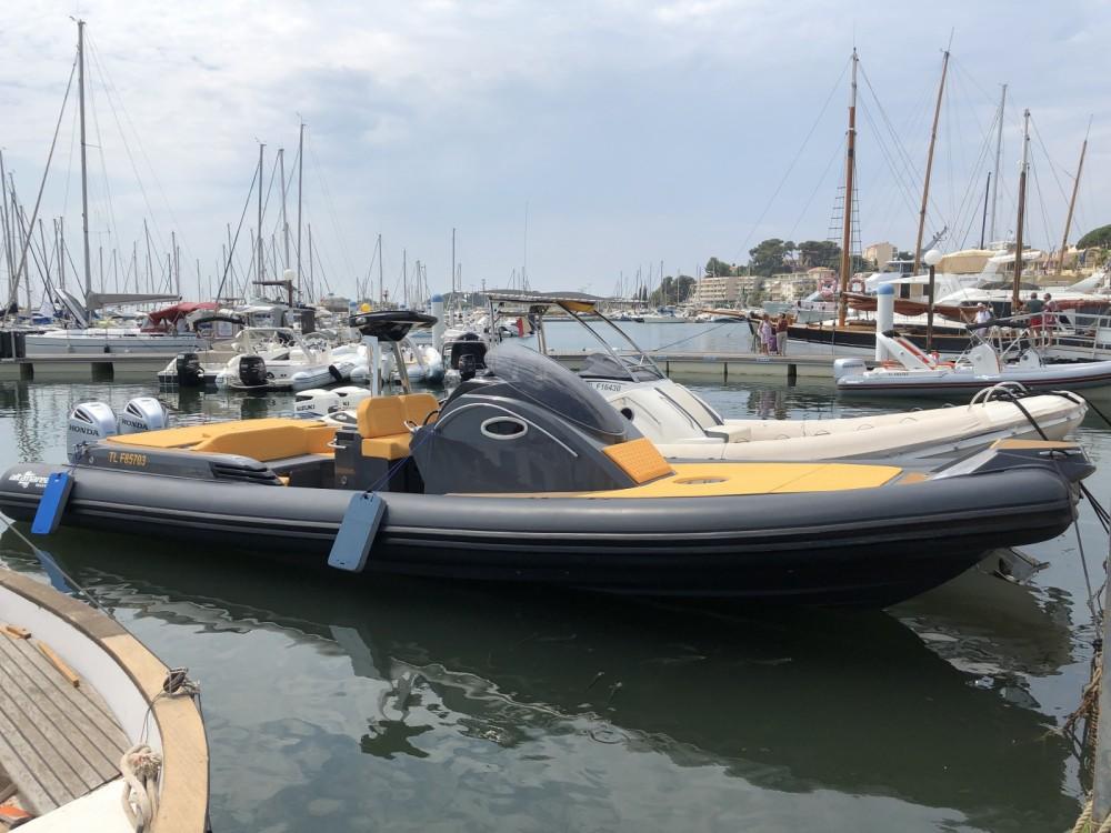 Noleggio barche Bandol economico WAVE 35