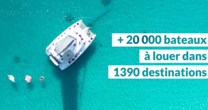 Noleggio Barca a motore BON CADEAU  con patente nautica