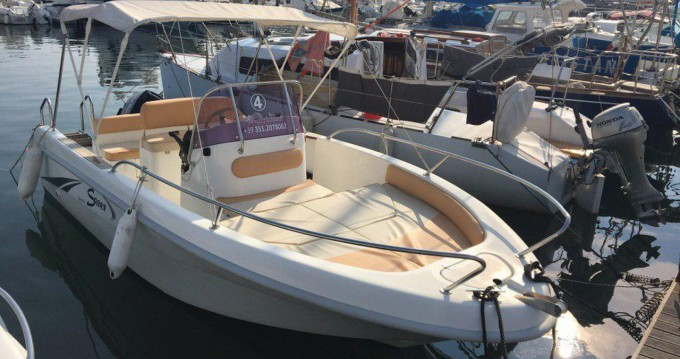 Noleggio Barca a motore con o senza skipper Saver a Alghero