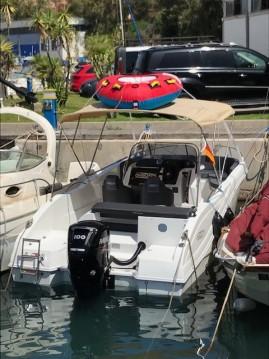 Noleggio Barca a motore a La Azohía – Oki Boats Barracuda 545