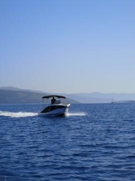 Noleggio barche Traù economico Barracuda 545 Open