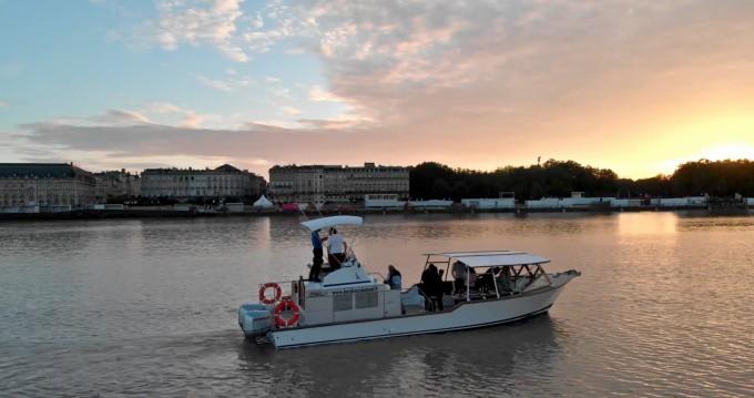 Noleggio Barca a motore Playa con patente nautica