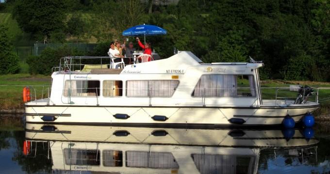 Noleggio Houseboat con o senza skipper Les Canalous a Châtillon-en-Bazois