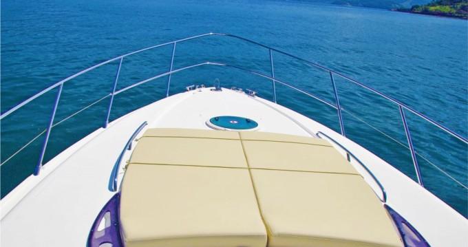 Noleggio barche Angra dos Reis economico Atlantis 500