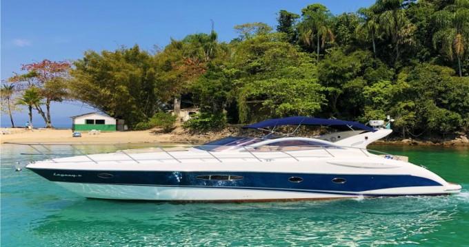 Noleggio Barca a motore a Angra dos Reis – Azimut Atlantis 500