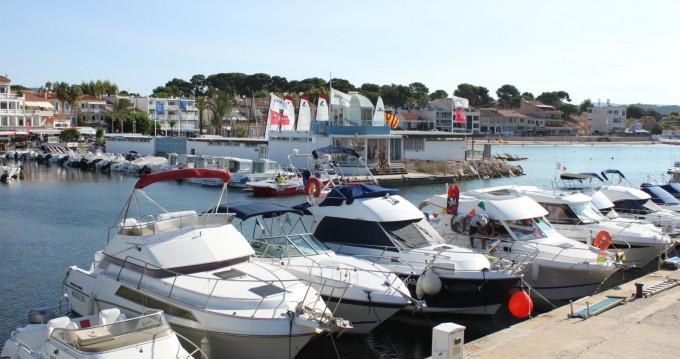 Noleggio Barca a motore con o senza skipper Guy Couach a Saint-Cyr-sur-Mer