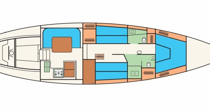 Noleggio barche Lavagna economico 50