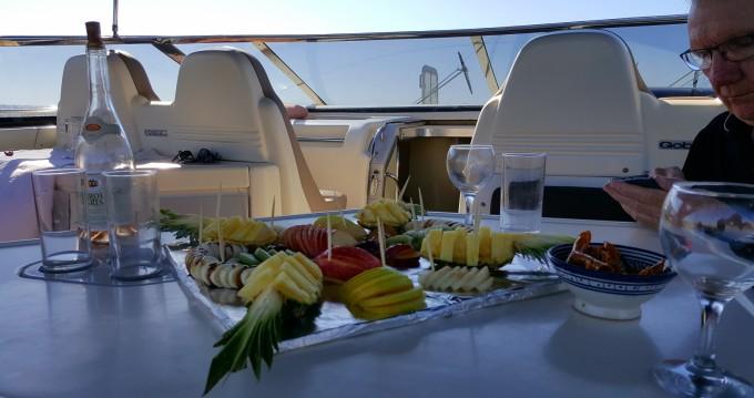 Noleggio barche Tétouan economico Gobbi 44 Sport