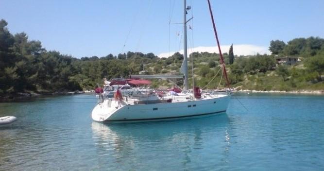 Noleggio barche Marie-Galante Island economico Oceanis 411 Clipper